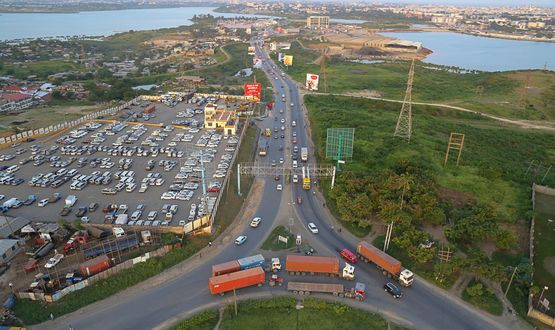 Mombasa roads and infrastructure